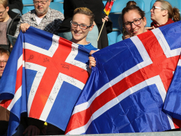 WM-Qualifikationsspiel der Frauen in Island ausverkauft