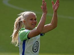 Pernille Harder - Europas Fußballerin des Jahres kommt aus Wolfsburg