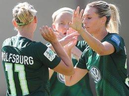 Leichte Aufgabe für Wolfsburg - FCB gegen Werder