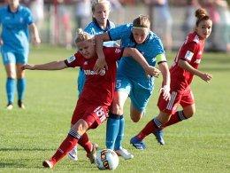 Lockerer Auftakt für Bayern - Auch Wolfsburg siegt