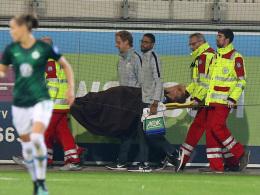 Kreuzbandriss! Lange Pause für Wolfsburgs Dickenmann