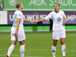 7:0 in Gladbach! Wolfsburg weiter nicht zu stoppen