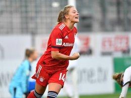 Nach 7:0 des VfL: Bayern gewinnt Verfolgerduell