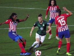 Wolfsburg und Bayern souverän weiter