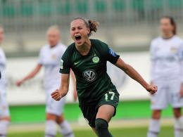 Schon zwölf Ligatore: VfL bindet Top-Talent Pajor langfristig