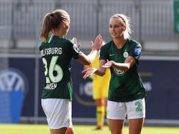 Wolfsburg verlängert mit Goeßling bis 2021
