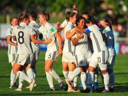 4:0 gegen USA: DFB-Juniorinnen im U-17-WM-Viertelfinale