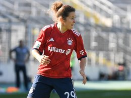 Bayern-Stürmerin Rolser erleidet Kreuzbandriss