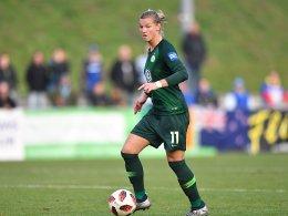 9:0 und 8:0 - Kantersiege für Wolfsburg und Frankfurt