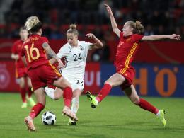 WM 2019: DFB-Frauen treffen auf China, Spanien und Südafrika