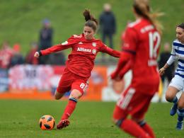 Olympiasiegerin Leupolz verlängert beim FC Bayern