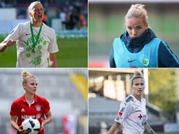 Diese 23 DFB-Frauen sollen es bei der EM richten