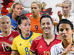 Die elf Stars der Frauen-EM