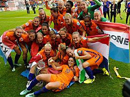 EM-Triumph: Bilder zur großen Oranje-Party