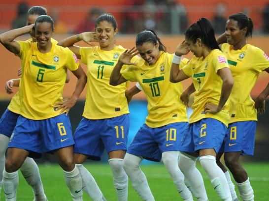 Brasilianischer Jubel