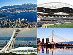 Städte und Spielstätten der Frauen-WM 2015