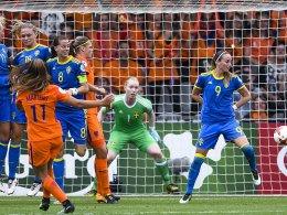 Martens findet die Lücke fürs Halbfinale