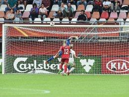 Aus im Viertelfinale! Däninnen schlagen DFB-Frauen