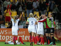 England dank Taylor im Halbfinale