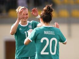 Wieder 4:0 unter Hrubesch: DFB-Elf schlägt Slowenien