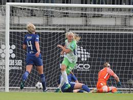 Klare Sache: Wolfsburg zieht ins Champions-League-Finale ein