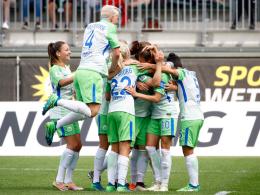 Wolfsburgs Frauen machen die Meisterschaft perfekt