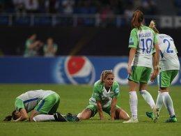Triple-Traum geplatzt: VfL unterliegt Lyon mit 1:4