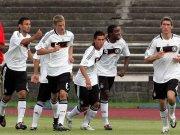 U19-Torjubel