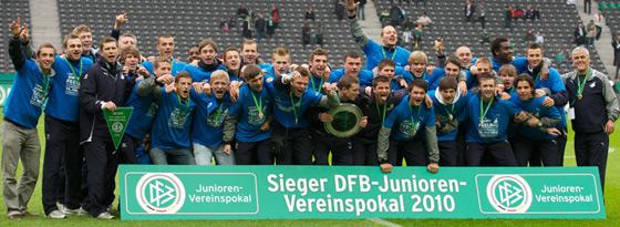 DFB-Junioren-Vereinspokalsieger 2010: TSG Hoffenheim