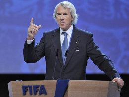 FIFA-Chefmediziner Jiri Dvorak