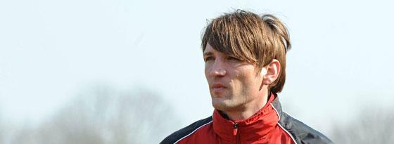 Sebastian Gunkel (Trainer U 17, SC Freiburg)