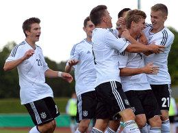 Die deutsche U17