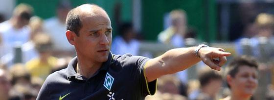 Viktor Skripnik, U-17-Trainer Werder Bremen