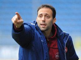 Pellegrino Matarazzo (U-17-Trainer 1. FC Nürnberg)