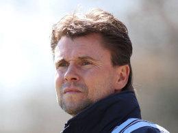 Fred Klaus, A-Junioren-Trainer FC Augsburg