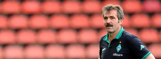 Mirko Votava, U-19-Trainer Werder Bremen