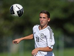 Donis Avdijaj (U 17, FC Schalke 04)