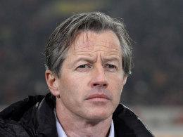 Schalke-B-Junioren-Trainer Jens Keller