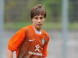 Tobias Schwede (Werder Bremen, U 19)