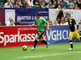 Wolfsburg und Dortmund trennten sich nach einem spektakulären Spiel mit einem 4:4-Unentschieden