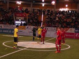 Dortmund gegen Bayern