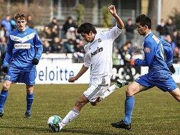 Erster Auftritt der Königlichen: Gegen Genk hatte Real Madrid mit 0:1 das Nachsehen.
