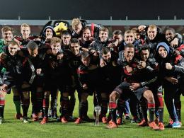 U 20 gewinnt gegen England - und auch den Cup