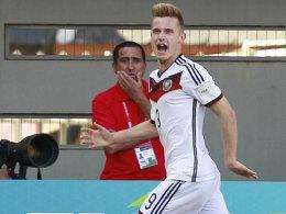 DFB-Junioren verpassen Gruppensieg - Argentinien ist raus
