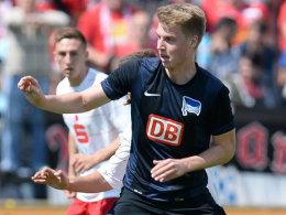 Hertha BSC zieht das Los Jena