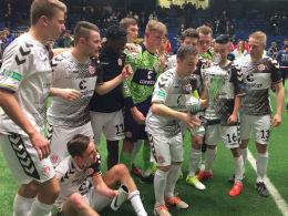 St. Pauli ist Turniersieger in Lemgo