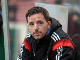 Will in Portugal die deutsche U 17 voranbringen: DFB-Trainer Meikel Sch�nweitz.