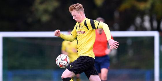 Jonas Arweiler (Borussia Dortmund)