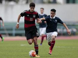 Deutsche U 16 feiert ersten Sieg in Portugal