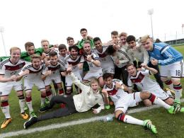 Deutsche U-16-Nationalmannschaft